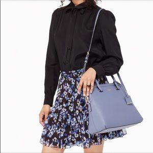 Blue Kate Spade Satchel/Shoulder Bag